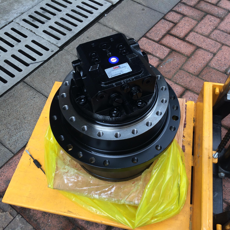 液压齿轮泵参数_卡特312C/311挖机履带行走驱动马达总成,行走终传动减速机